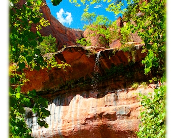 Emerald Pool Falls 2