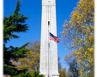 NC State Memorial Bell Tower