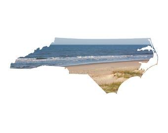NC Shape - Ocean Isle Beach