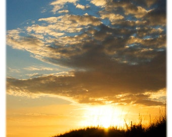 Topsail Island Sunset