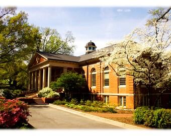 NC State Leazar Hall