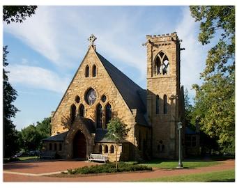 UVA University Chapel