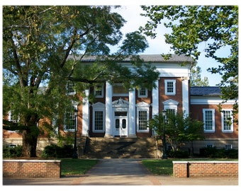UVA Madison Hall