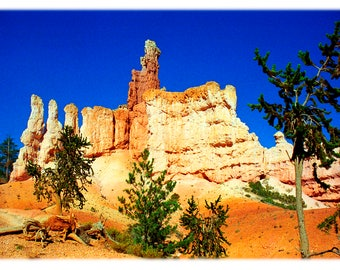 Rock Spires, Bryce Canyon