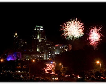 Raleigh Fireworks