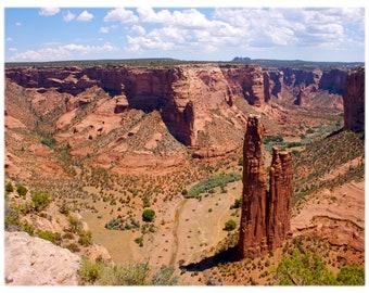 Spider Rock, Canyon de Chelly