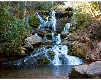 Catawba Falls, Pisgah National Forest