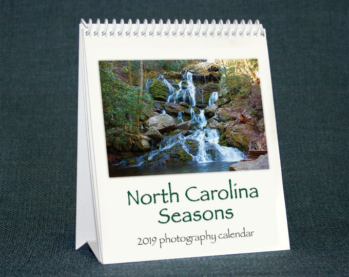 Featured listing image: NC Seasons 2019 Calendar