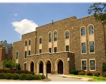 Duke University Cameron Indoor Stadium
