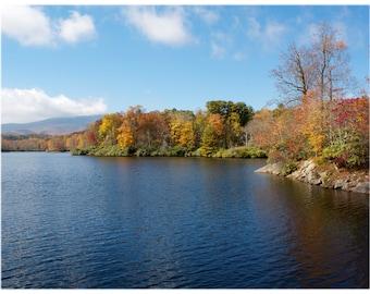 Price Lake in Autumn, BRP