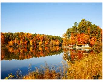 Umstead Big Lake