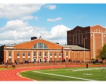 Davidson College Knobloch Campus Center