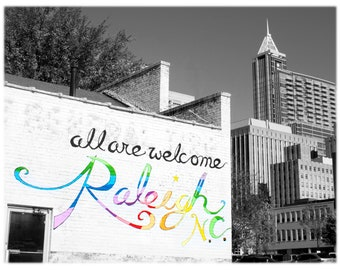 All Are Welcome - Raleigh