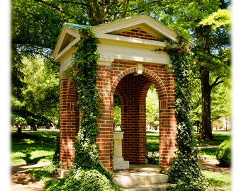 Davidson College Old Well