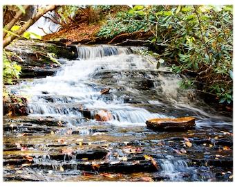 Cascade Creek, Hanging Rock State Park