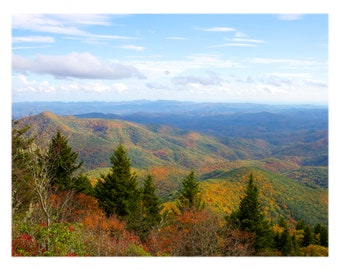 Devil's Courthouse View