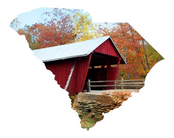 SC Shape - Campbell's Covered Bridge