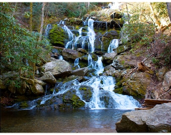 Catawba Falls, Pisgah National Forest