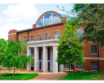 Davidson College Alvarez College Union