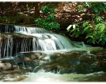 Lower Falls of Big Sandy Creek