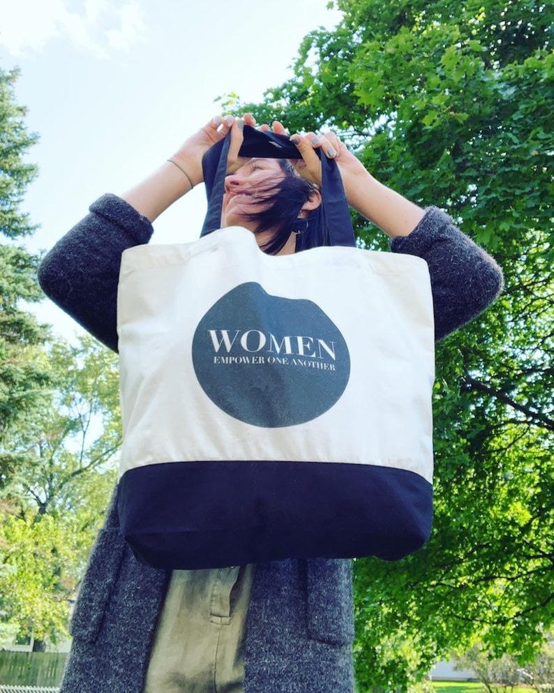 Women Empower Market Tote