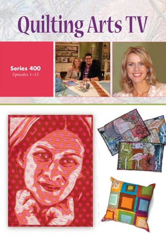 Quilting Arts Tv Series 400