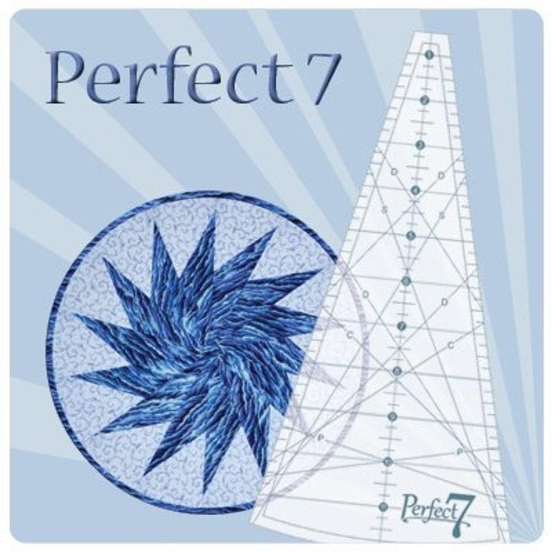 Phillips Fiber Arts Ruler Perfect 7
