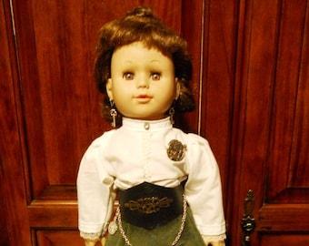 Steampunk'd Doll