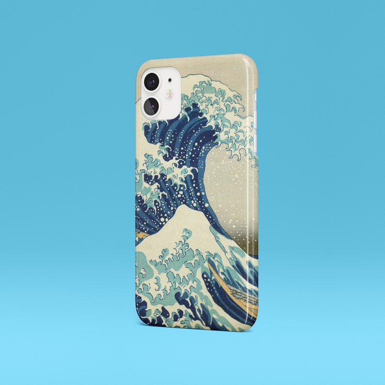 iPhone 8 Pro Cover Slim iPhone 6 Case Japanese Art iPhone Case phone case iPhone 8 case Protective iPhone 7 case Tough iPhone XS case