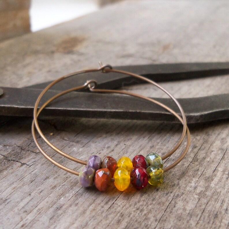 Hypoallergenic Earrings  Titanium Earrings  Hoop Earrings  image 0
