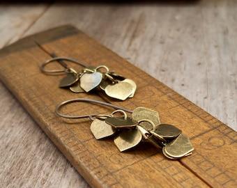Heart Earrings - Hypoallergenic Earrings - Dangle Earrings - Gift for Wife