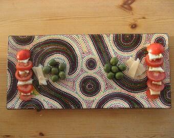 Long Sushi Platter