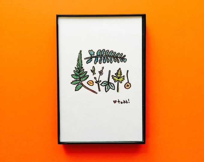 Art, Flowers 005, 4 x 6 inch Print