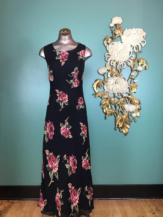 1990s bias cut dress, vintage 90s dress, nostalgia