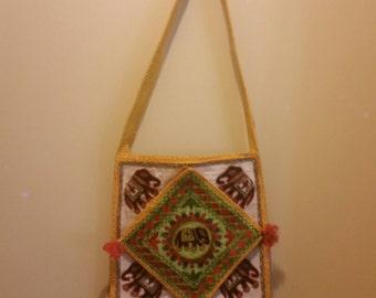 Crossbody Bag, customized from India