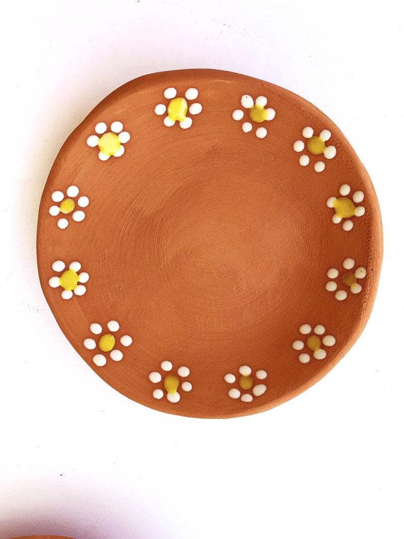 Terra Cotta Ring Dish