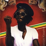 Peter Tosh Stepping Razor 8x11 Print