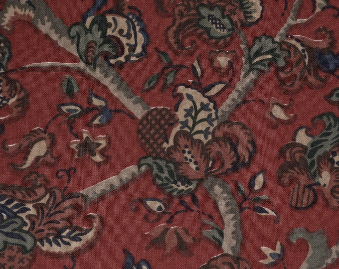 Liberty of London upholstery fabric sample