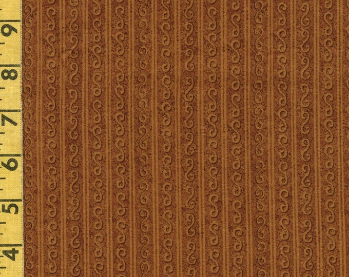 Tonal Brown Benartex fabric Nancy Halvorsen Star of Wonder