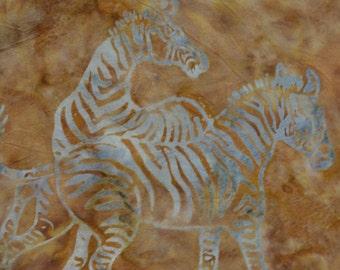 African wax print fabric African Batik fabric zebra fabric extra wide