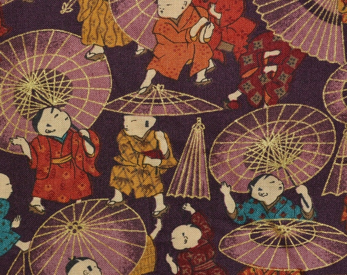Japanese Asian fabric Andover fabric Kesslers