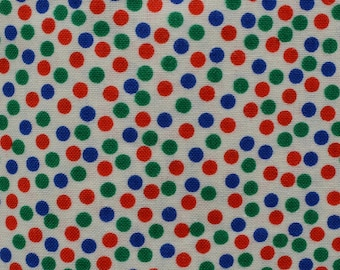 Retro polka dot fabric circle dot small Polka dot Marcus Brothers