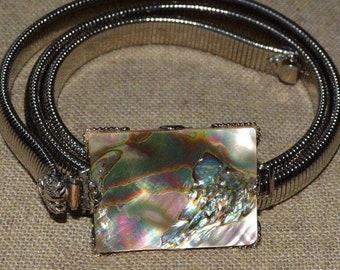 Schreiner New York vintage jewelry belt