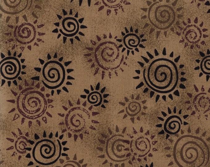 Southwestern fabric, graphics sun fabric, David Textiles, Beth Ann Bruske