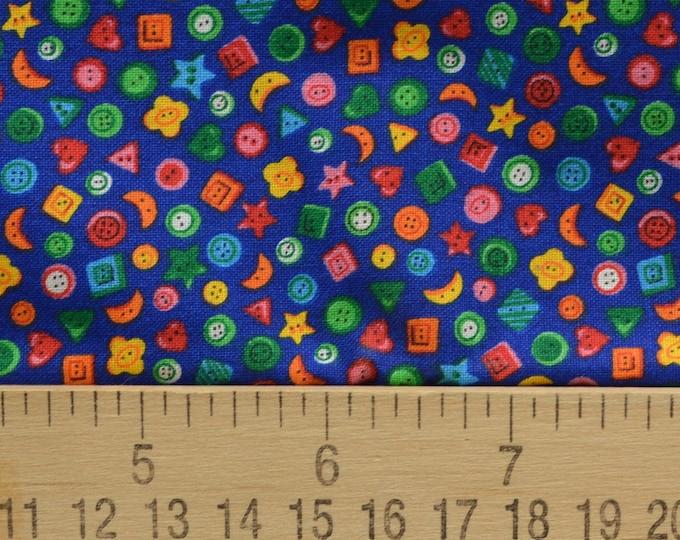 Tiny print fabric small scale half yard cuts Cranston