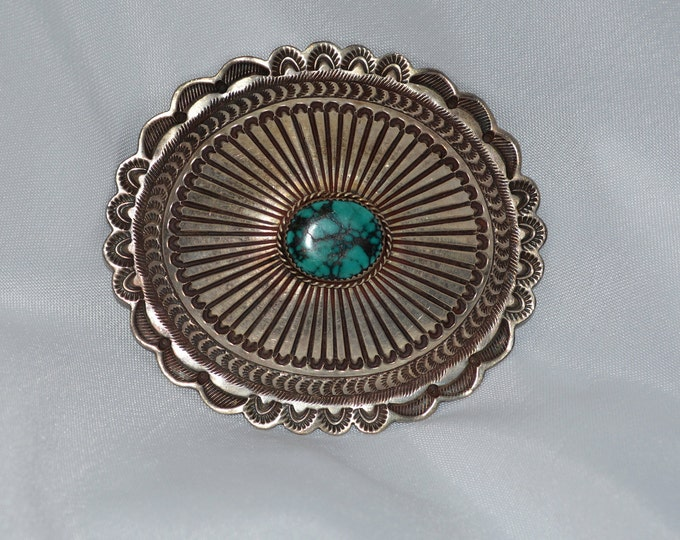 Navajo Native American jewelry, Arnold Maloney