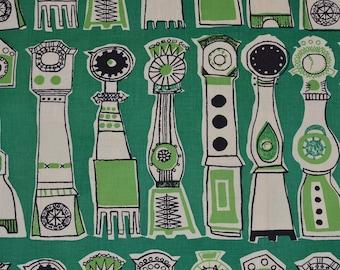 Marimekko vintage fabric Finnish fabric MCM fabric Irja Leino