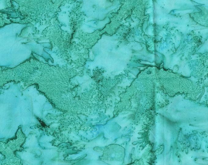 Watercolor Batik fabric quilting cotton aqueous print