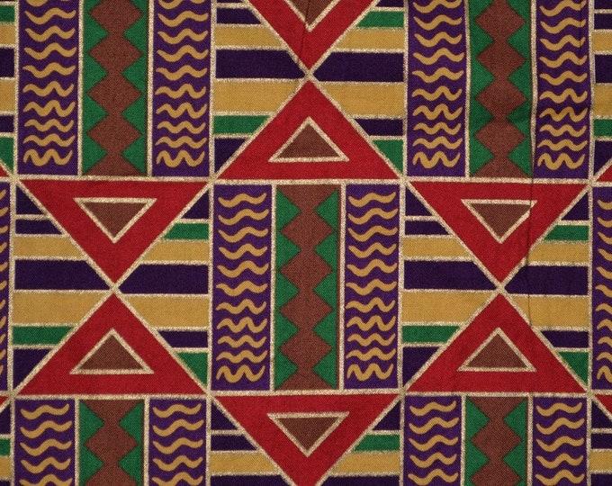 Ethnic Tribal fabric geometric ethnic print fabric