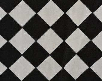 Harlequin fabric cotton canvas